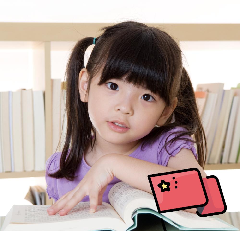 Kensington Learning Space Mandarin for kids