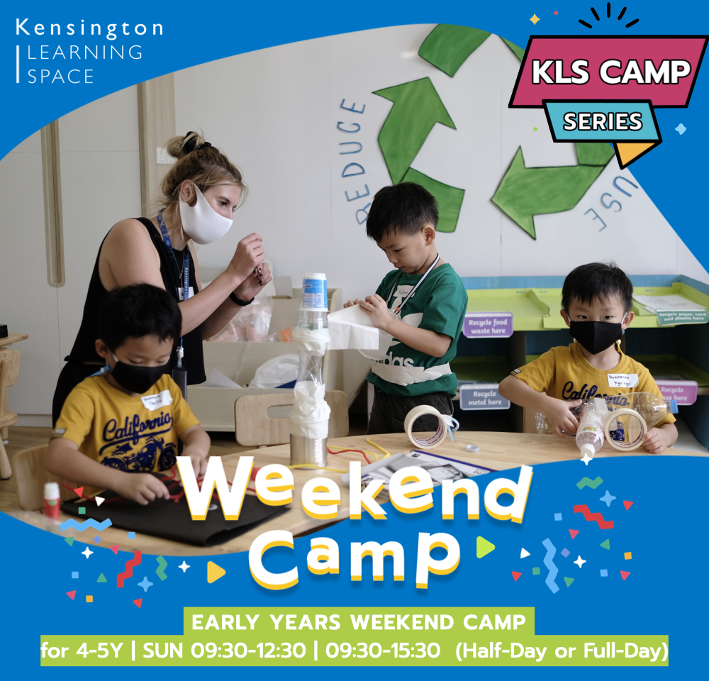 Kensington Learning Space_Weekend Camp_Early Years